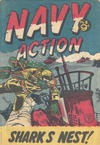 Cover for Navy Action (Horwitz, 1954 ? series) #8
