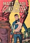 Cover for Matt Slade Gunfighter (Horwitz, 1957 ? series) #2