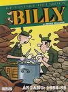 Cover for Billy Klassiske Helsider (Hjemmet / Egmont, 2000 series) #1954-55 [Reutsendelse]