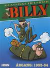 Cover for Billy Klassiske Helsider (Hjemmet / Egmont, 2000 series) #1953-54