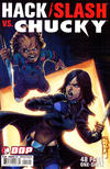 Cover for Hack/Slash vs. Chucky (Devil's Due Publishing, 2007 series)  [Cover B]