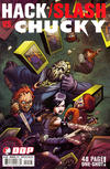 Cover for Hack/Slash vs. Chucky (Devil's Due Publishing, 2007 series)  [Cover C]