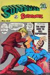 Cover for Superman Supacomic (K. G. Murray, 1959 series) #147