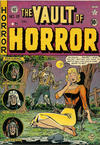 Cover for Vault of Horror (Superior Publishers Limited, 1951 series) #19