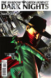 Cover for The Shadow / Green Hornet: Dark Nights (Dynamite Entertainment, 2013 series) #1