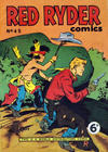 Cover for Red Ryder Comics (World Distributors, 1954 series) #45