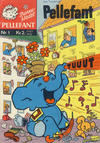 Cover for Pellefant (Illustrerte Klassikere / Williams Forlag, 1970 series) #1