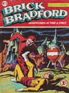Cover for Brick Bradford (World Distributors, 1959 series) #3