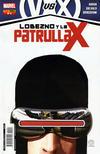 Cover for Lobezno y La Patrulla-X (Panini España, 2012 series) #6