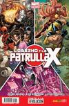 Cover for Lobezno y La Patrulla-X (Panini España, 2012 series) #11