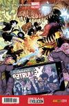 Cover for Lobezno y La Patrulla-X (Panini España, 2012 series) #14
