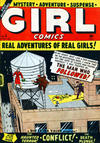 Cover for Girl Comics (Bell Features, 1949 series) #5