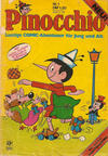 Cover for Pinocchio (Condor, 1977 series) #1