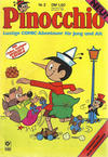 Cover for Pinocchio (Condor, 1977 series) #2
