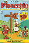 Cover for Pinocchio (Condor, 1977 series) #16
