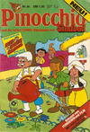 Cover for Pinocchio (Condor, 1977 series) #20