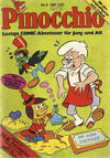 Cover for Pinocchio (Condor, 1977 series) #4