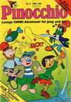 Cover for Pinocchio (Condor, 1977 series) #5