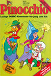 Cover for Pinocchio (Condor, 1977 series) #8