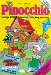 Cover for Pinocchio (Condor, 1977 series) #15