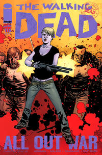Cover for The Walking Dead (Image, 2003 series) #116