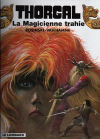 Cover Thumbnail for Thorgal (Le Lombard, 1980 series) #1 - La Magicienne trahie