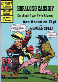 Cover Thumbnail for Sheriff Classics (Classics/Williams, 1964 series) #9208