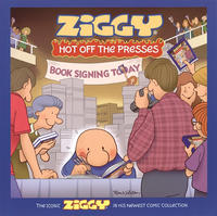 Cover Thumbnail for Ziggy Hot Off the Presses (Andrews McMeel, 2009 series)