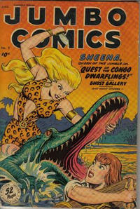 Cover Thumbnail for Jumbo Comics (Publications Services Limited, 1949 series) #2