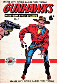 Cover Thumbnail for Gunhawks Western (Mick Anglo Ltd., 1960 series) #9