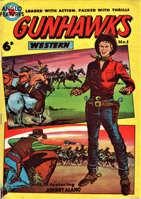 Cover Thumbnail for Gunhawks Western (Mick Anglo Ltd., 1960 series) #1