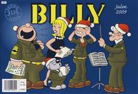 Cover Thumbnail for Billy julehefte (Hjemmet / Egmont, 1970 series) #2009 [Bokhandelutgave]