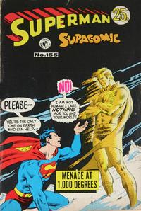 Cover Thumbnail for Superman Supacomic (K. G. Murray, 1959 series) #155