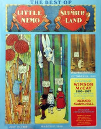 Cover Thumbnail for The Best of Little Nemo in Slumberland (Stewart, Tabori & Chang, 1997 series)