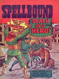 Cover Thumbnail for Spellbound (L. Miller & Son, 1960 ? series) #48