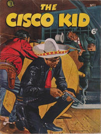 Cover Thumbnail for Cisco Kid (World Distributors, 1952 series) #1