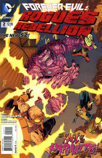 Cover Thumbnail for Forever Evil: Rogues Rebellion (DC, 2013 series) #2