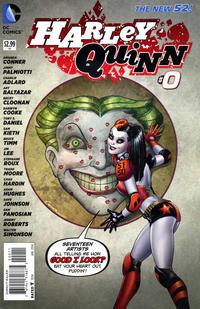 Cover Thumbnail for Harley Quinn (DC, 2014 series) #0