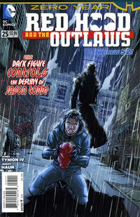 Cover Thumbnail for Red Hood and the Outlaws (DC, 2011 series) #25