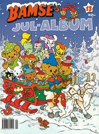 Cover Thumbnail for Bamses julalbum / Bamse julalbum (Egmont, 1997 series) #13