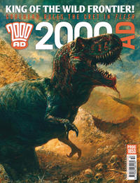 Cover Thumbnail for 2000 AD (Rebellion, 2001 series) #1853