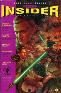 Cover Thumbnail for Dark Horse Insider (Dark Horse, 1992 series) #34