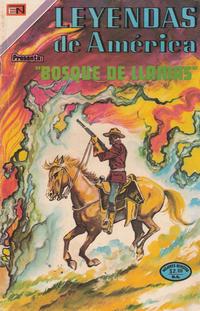 Cover Thumbnail for Leyendas de América (Editorial Novaro, 1956 series) #230