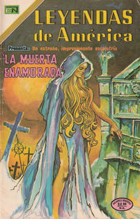Cover Thumbnail for Leyendas de América (Editorial Novaro, 1956 series) #233
