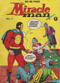 Cover Thumbnail for Miracle Man (Thorpe & Porter, 1965 series) #7