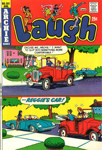 Cover Thumbnail for Laugh Comics (Archie, 1946 series) #281