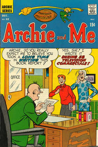 Cover Thumbnail for Archie and Me (Archie, 1964 series) #32