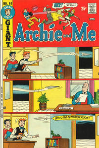 Cover Thumbnail for Archie and Me (Archie, 1964 series) #61