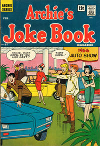 Cover Thumbnail for Archie's Joke Book Magazine (Archie, 1953 series) #97