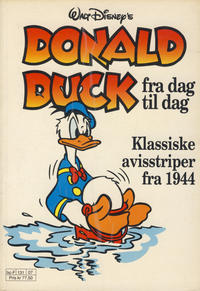 Cover Thumbnail for Donald Duck Fra Dag Til Dag (Hjemmet / Egmont, 1987 series) #7